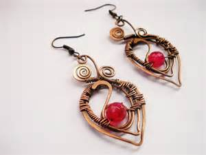 Handmade Wire Jewellery - wire wrapping jewelry margo handmade