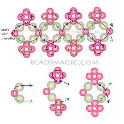 free pattern beading bracelet 2