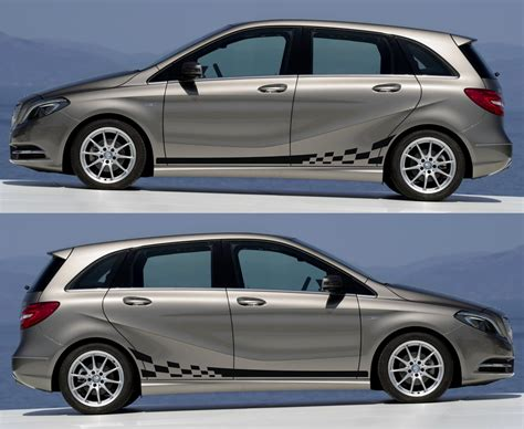 Infinity270 Mercedes A Class W176 Amg Germany Racing Stripes Sticker Kit Decal Hatchback 5 Doors Spk 084 spk090 mercedes b class w246 hatchback 5 doors racing stripes sticker decal kit germany amg