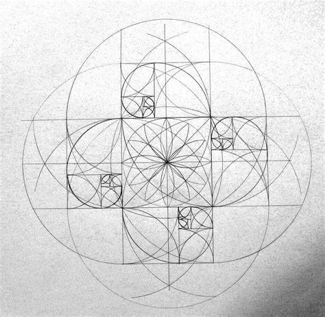 golden section spiral math tattoo fibonacci spiral phi spirals sacredgeometry