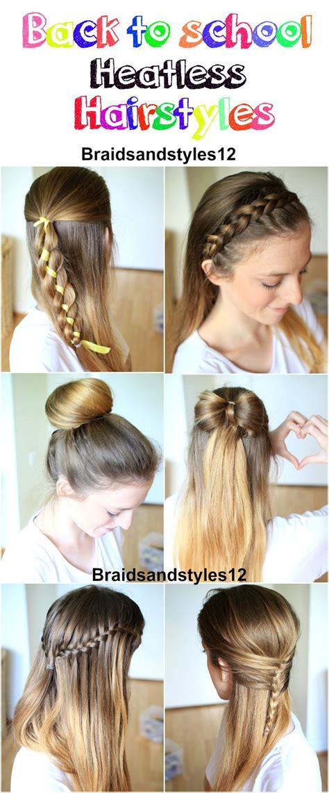 heatless hairstyles for school pinterest 107 best images about marching band hair on pinterest