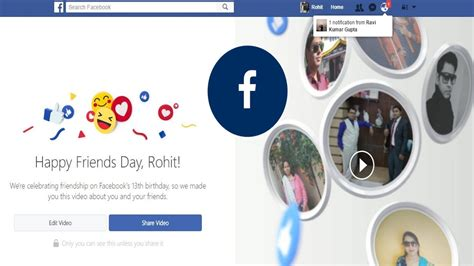 membuat video friends day how to create and see your facebook friends day video 2017