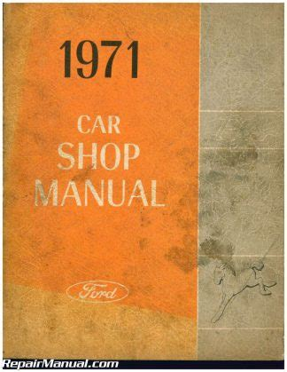 used 1971 fisher body service manual folding top supplement