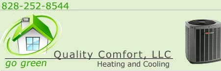Quality Comfort Heating Cooling Asheville Nc