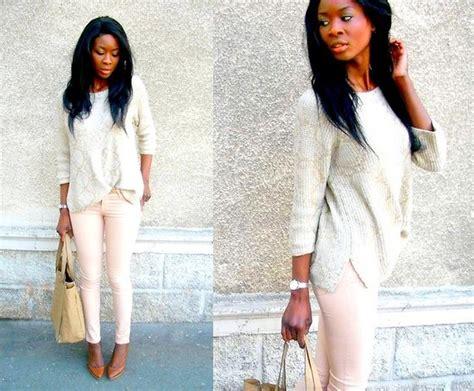 Sweater Monokrom Jumbo assitan t zara sweater pastel lookbook