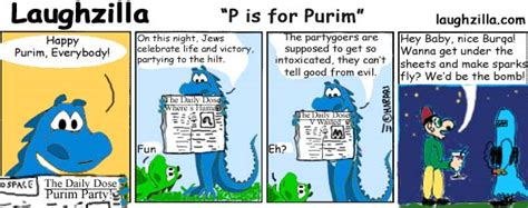 Purim Meme - p is for purim funny cartoons photos jokes video and