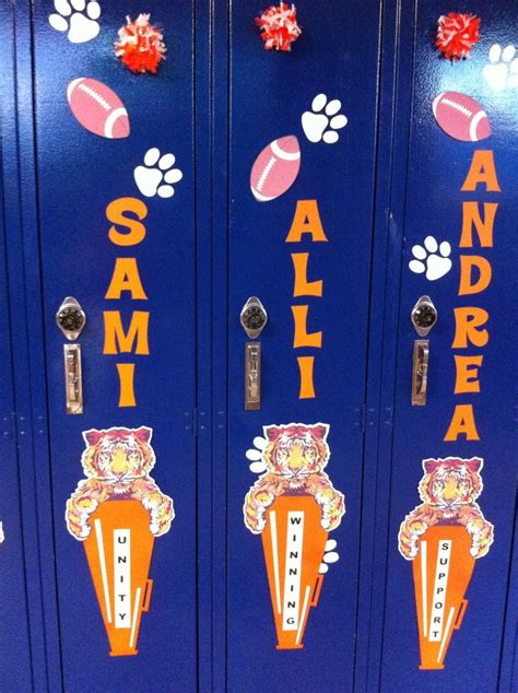 locker decorations ideas studio design