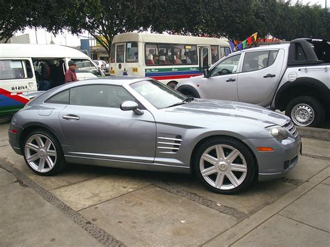 how it works cars 2004 chrysler crossfire auto manual 2004 chrysler crossfire information and photos momentcar