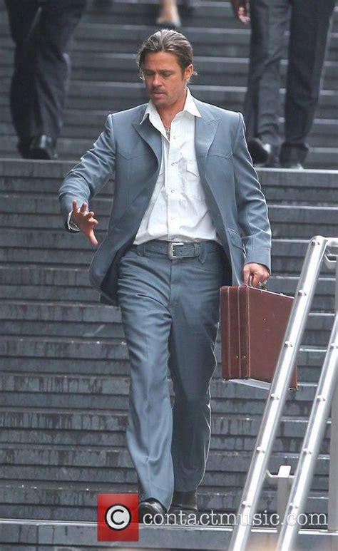 Brad Pitt Fires His Publicist by Fury Brad Pitt Filming Locations