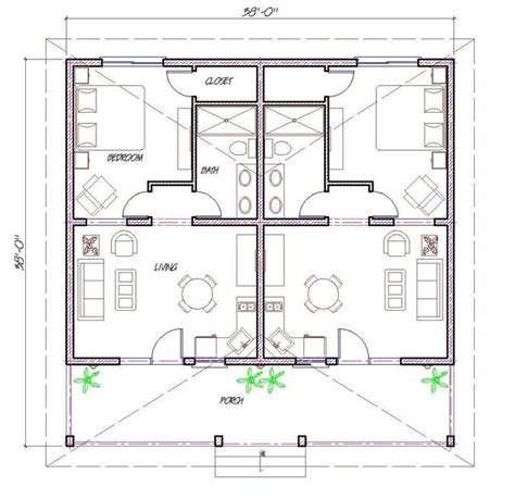 cabana floor plans cabana construction plans pictures to pin on pinterest