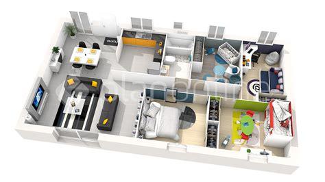 Model Floor Plans by 187 Maison Alya 100 Essentielle