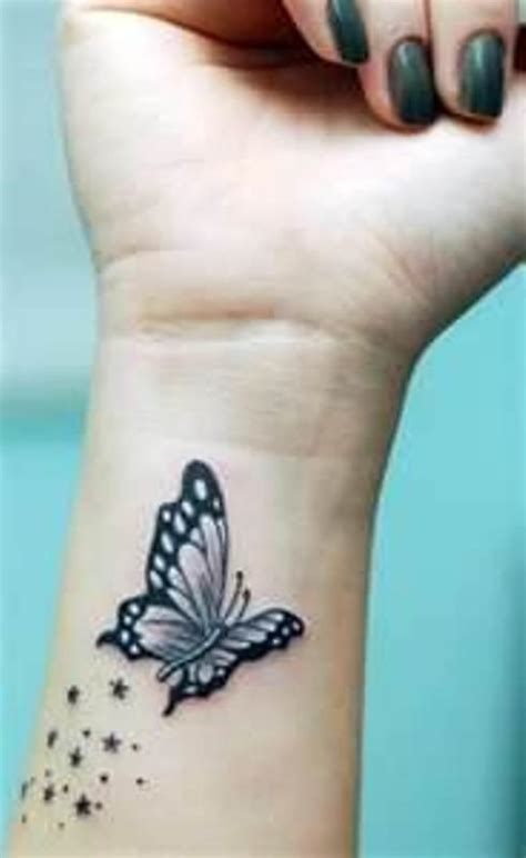 tattoo butterfly on wrist simple things about butterfly tattoos designs