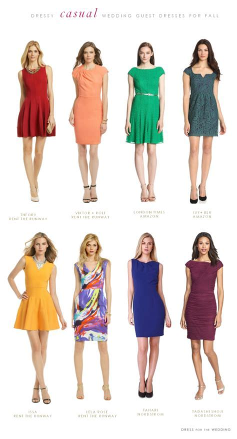What to Wear to a Casual Fall Wedding   Tips   Casual