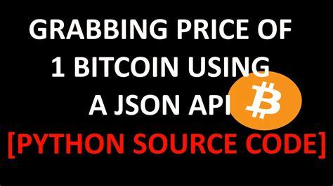 Tutorial Python Urllib | python tutorial 1 grabbing the price of 1 btc using