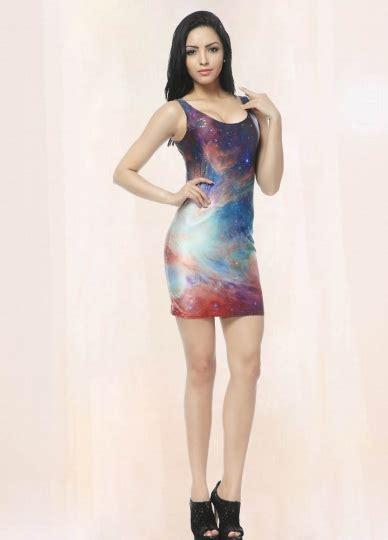 endless dawn vested mini dress galaxy dresses  sale