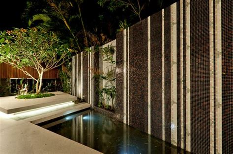Top Uses For Mosaic Tiles Around The House Garden Feature Wall Designs