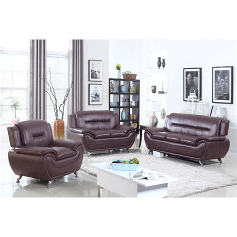 faux leather living room furniture peenmedia com living room 3 piece sets peenmedia com