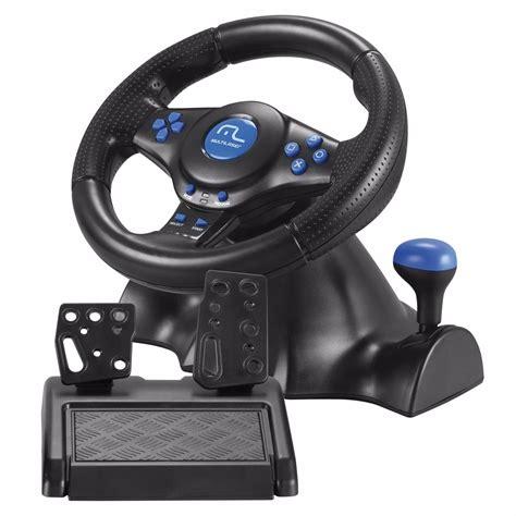 volante ps3 volante profissional p todos jogos corrida ps2 ps3 pc r