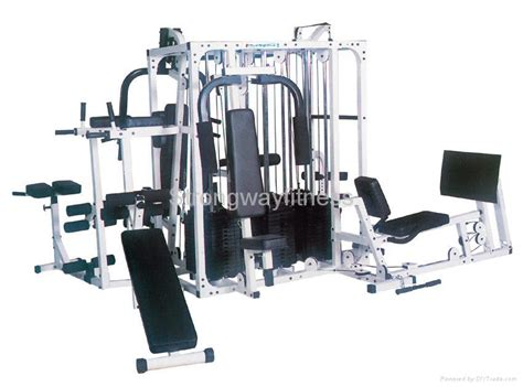 multi station muti fitness equipment mj 0207