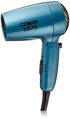 portable hair dryer walmart conair 1875 watt folding handle compact hair dryer