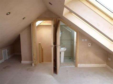 attic loft image result for small loft conversion toilet strych