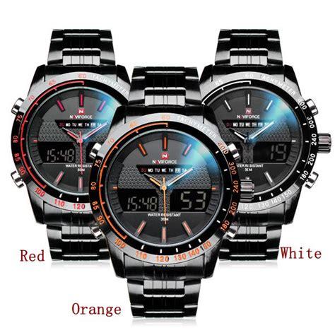 Naviforce Nf9024 naviforce nf9024 dual display week date wrist