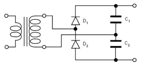 diode bridge limiter diode bridge voltage doubler 28 images diode voltage doubler circuit diagram diode get free