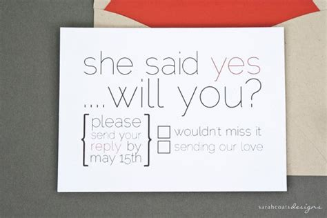 Funny Wedding Quotes For Invitation