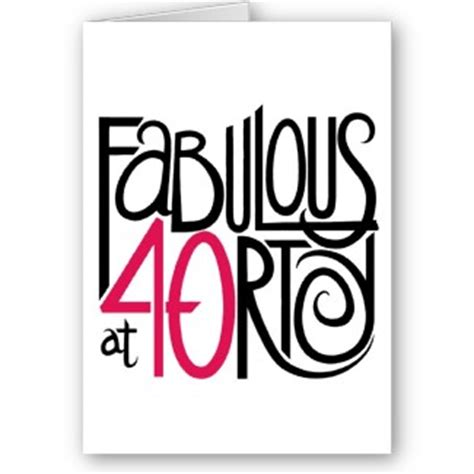 Fabulous 40 Birthday Quotes Children S Publishing Blogs Typography Design Blog Posts