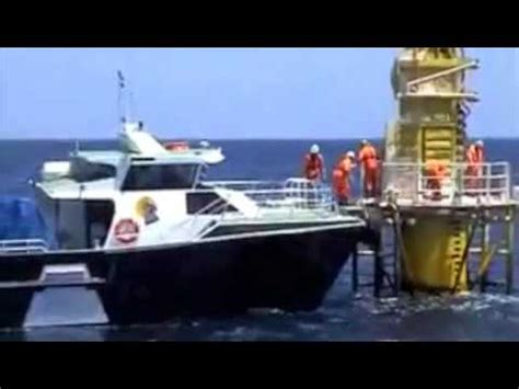 gmd boats offshore unlimited 24m catamaran offshore support boat