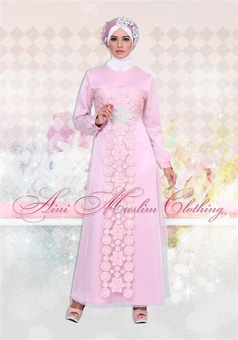 Baju Pesta Muslim Elegan 44 Best Images About Baju Pesta On Wedding