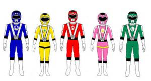 power rangers colors power rangers mario kart pr turbo color scheme by hbgoo