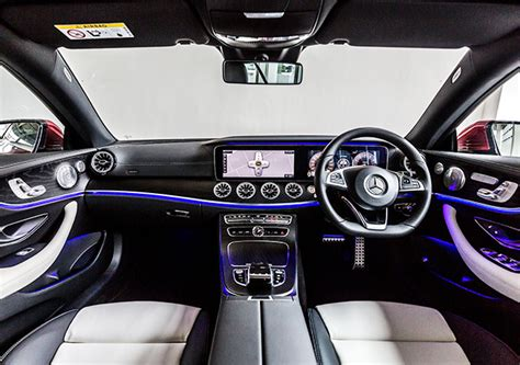 2017 e class coupe interior mercedes benz malaysia launches the all new e class coupe