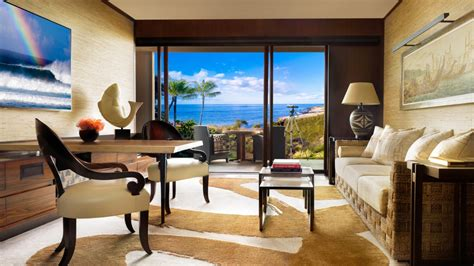 what is a lanai room room rate hawaii resort special four seasons lanai