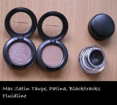 Mac Gel Eyeliner mac fluidline eye liner gel in blacktrack reviews photos