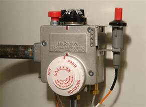 how to check the pilot light on your gas water heater in
