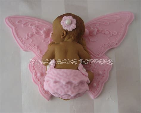 butterfly cake topper baby shower by dinascaketoppers