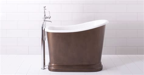 short deep bathtub small freestanding bathtubs are deep useful reviews of