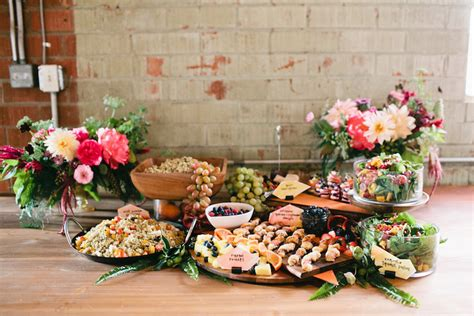 Food For Bridal Shower by Design Inspiration Bridal Shower Exquisite Weddings