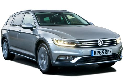 volkswagen passat alltrack estate review carbuyer