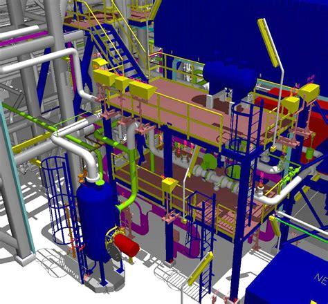 modeling  gas compressor package