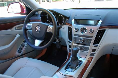 2007 Cadillac Cts Interior by Drive 2008 Cadillac Cts Interior And Infotainment