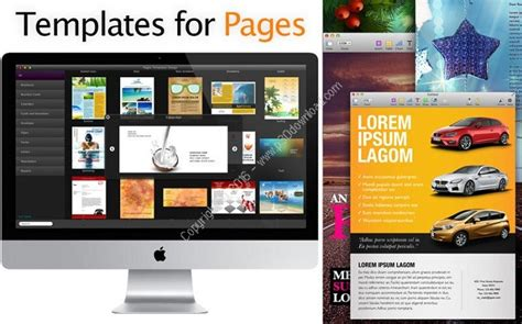 download templates for apple pages templates for pages v5 2 macosx a2z p30 download full