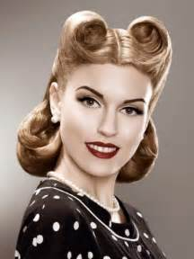 50s hairstyles ideas to look classically beautiful 50s