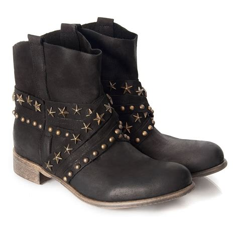 daniel black lania women s studded ankle boot