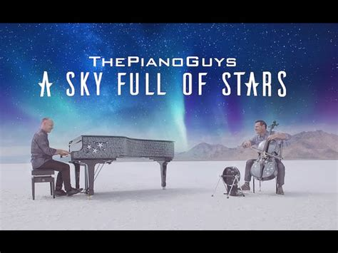 Cd Original The Piano Guys Pop Meets Classical when and salt collide coldplay a sky of