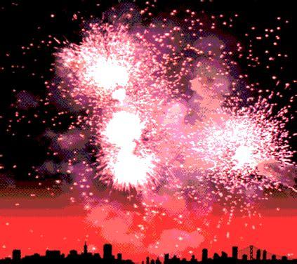 image 5b71073bd590a33d nye2007 fireworks gif.gif glee