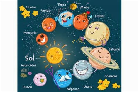 imagenes del universo para imprimir sistema solar para ni 241 os para imprimir material para