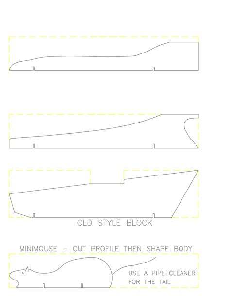 free pinewood derby car design templates printable pinewood derby car templates vastuuonminun