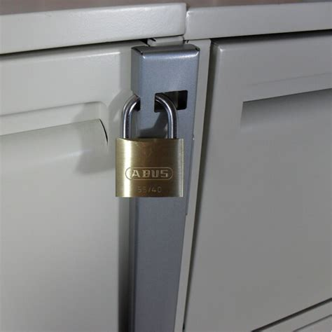 how to lock a filing cabinet without a lock file cabinet locks computersecurity com